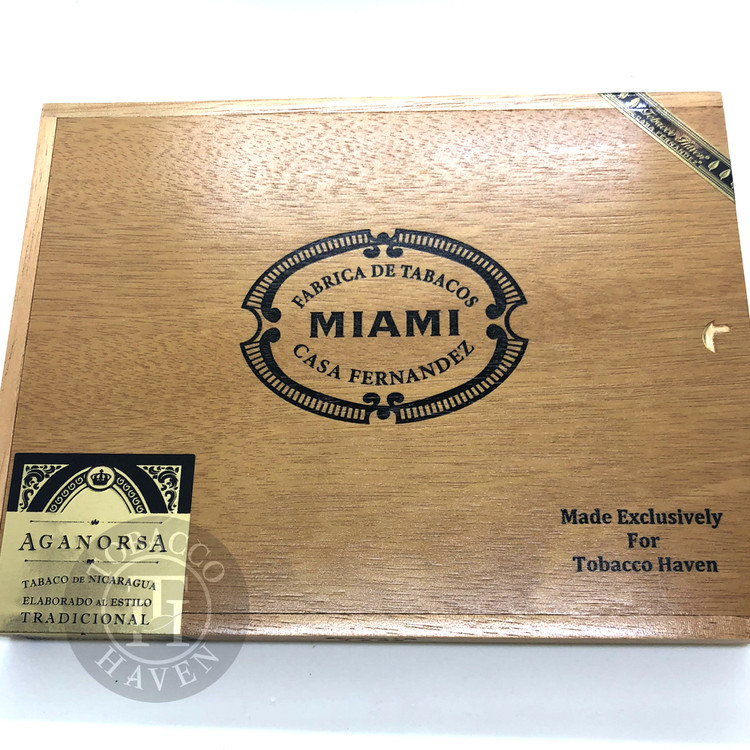 30th Anniversary  Cigar - Miami - Casa Fernandez Cigar Box