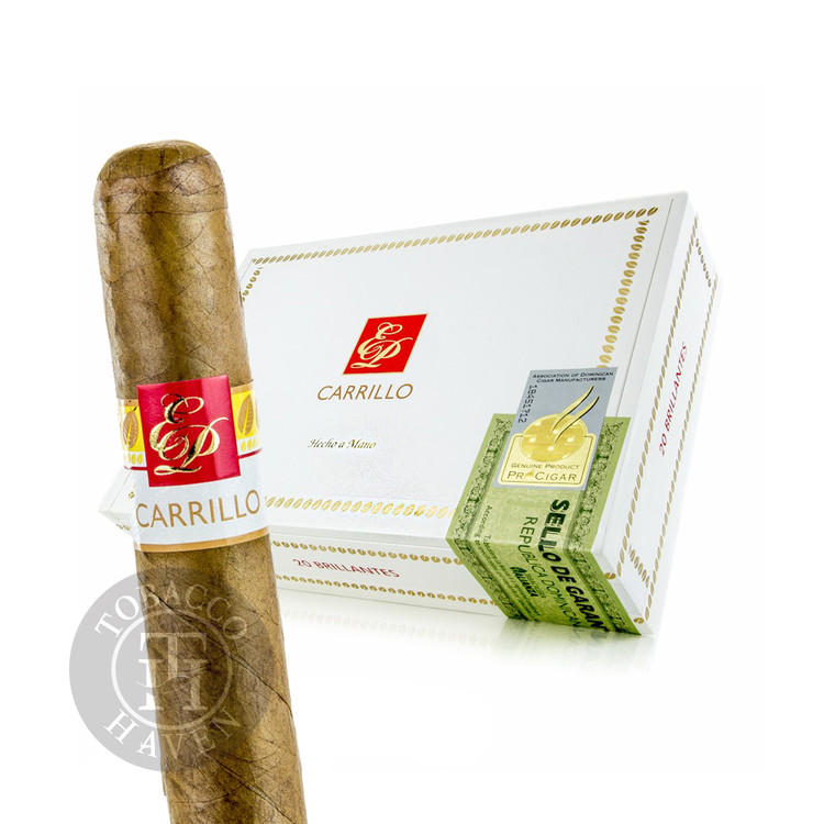 E.P. Carrillo - New Wave Connecticut - Grand Via Cigars, 7x49 (20 Count)