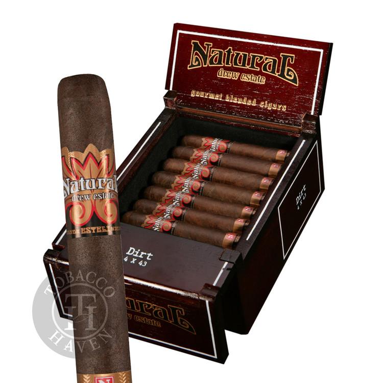 Drew Estate - Natural - Dirt Cigars, 4x43 (24 Count)