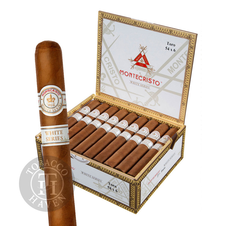 Montecristo - White - Rothchile Cigars, 5x52 (27 Count)