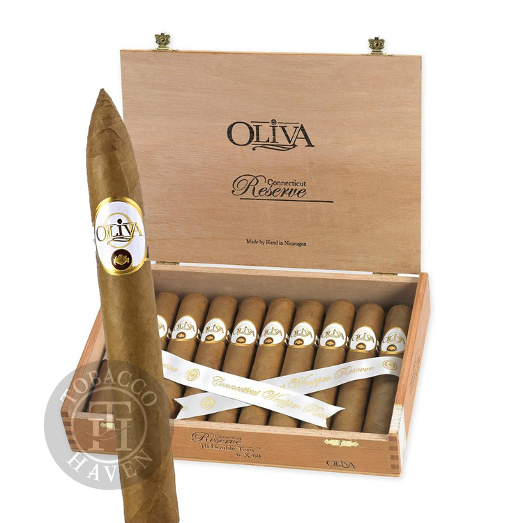 Oliva - Connecticut Reserve - Torpedo Cigars, 6 1/2x52 (20 Count)