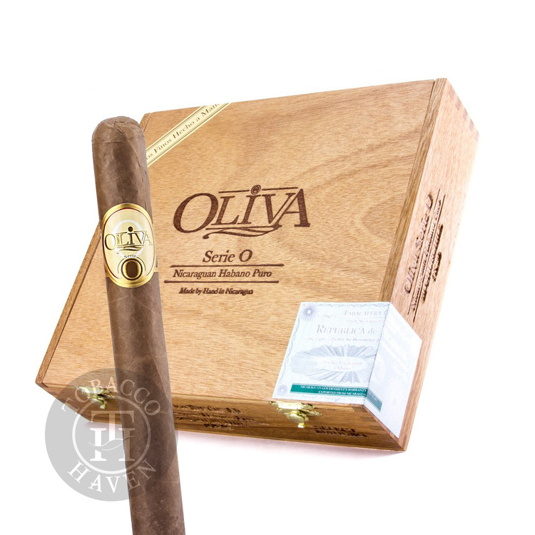 Oliva - Serie O - Natural Torpedo Cigars, 6x52 (20 Count)