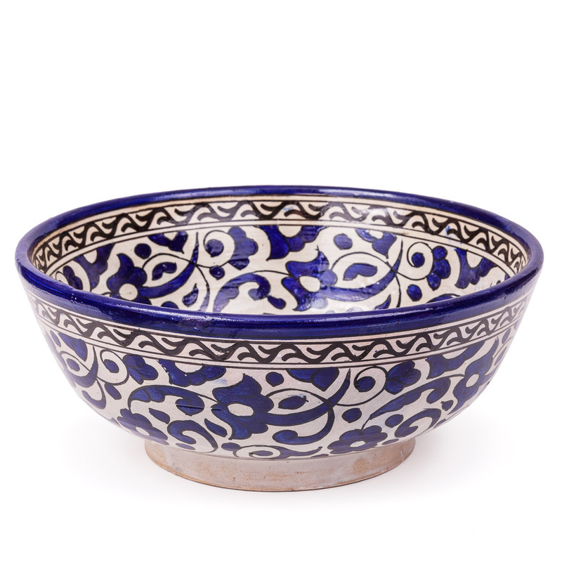 Fes Ceramic Bowl