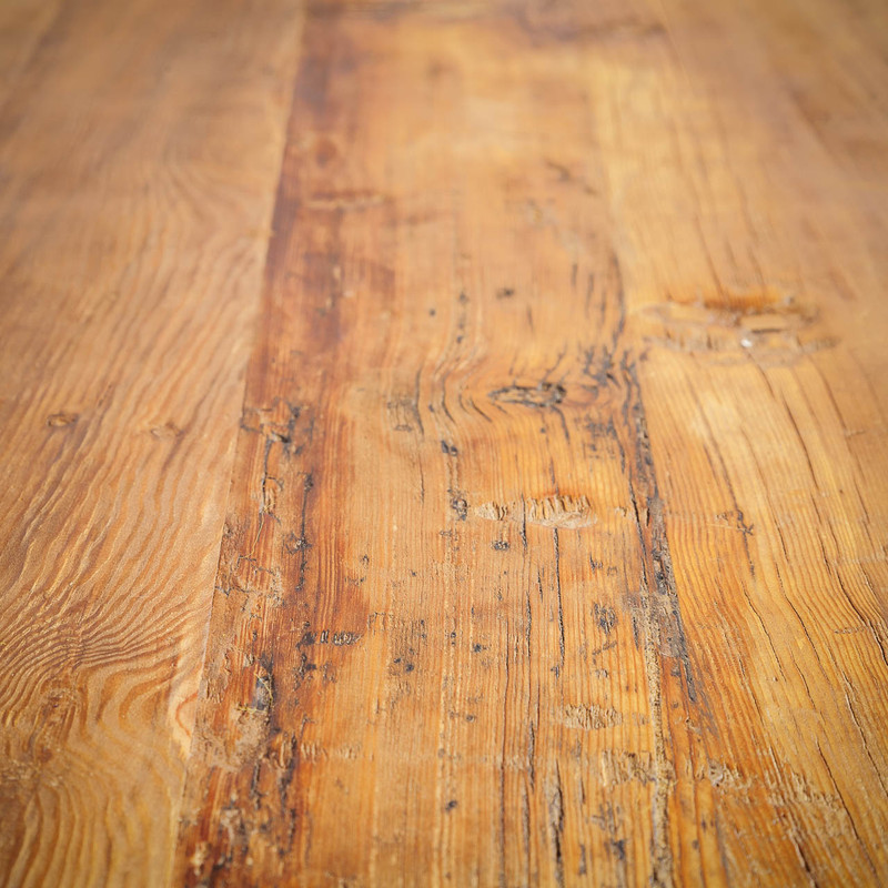Recycled Timber Table Woodgrain