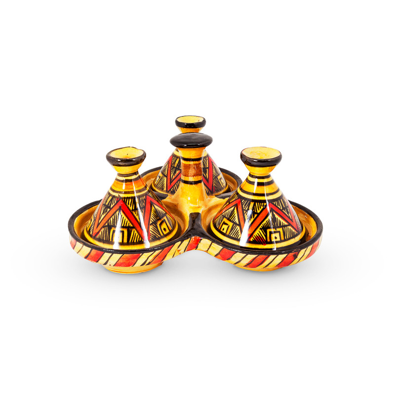 Mini Tagine Condiment Dish