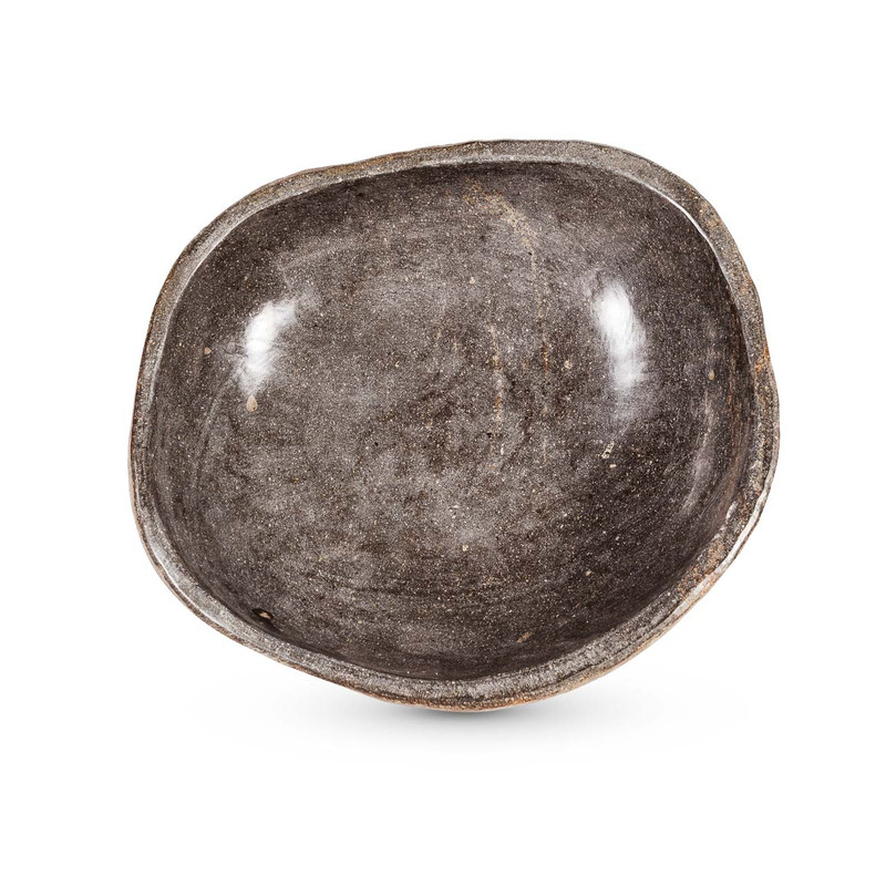 stone water bowl