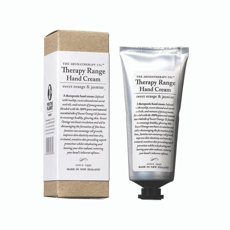 Therapy Range Hand Cream Sweet Orange & Jasmine 75ml