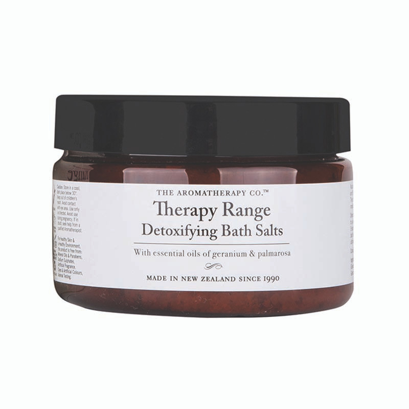 Therapy Range Detoxifying Bath Salts 300g
