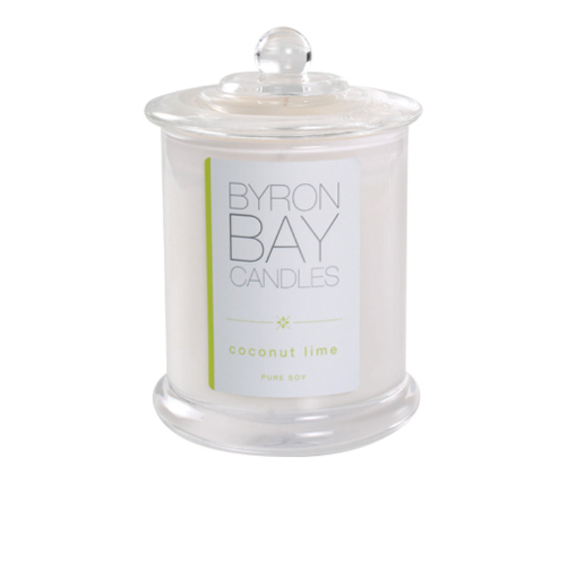 Byron Bay Candle Coconut Lime