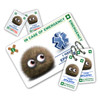 EPILEPSY CHILD ICEcard Pack - 1 Card with 2 Key Rings & 2 Stickers
