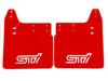 STI front mudflap set for GDB at AVOJDM.com