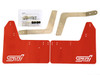 STI rear mudflap set for GDB at AVOJDM.com