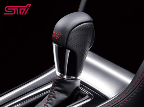 STI CVT Shift Lever at AVOJDM
