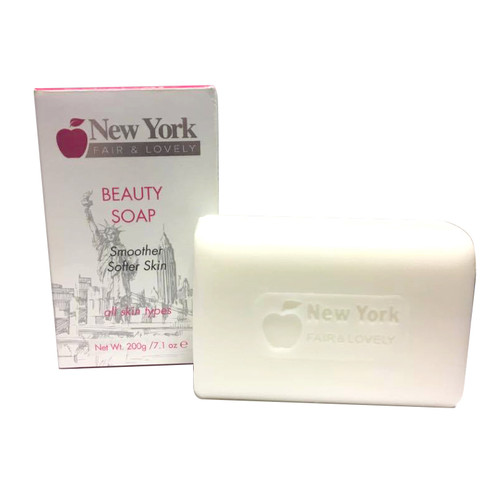 New York Fair & Lovely Beauty Soap 200g