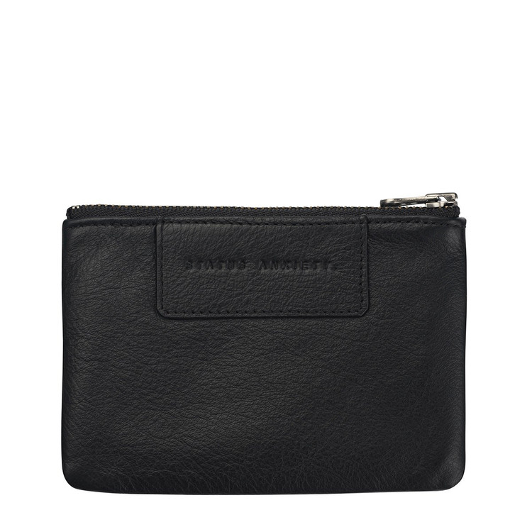 Status Anxiety Anarchy Purse - Black