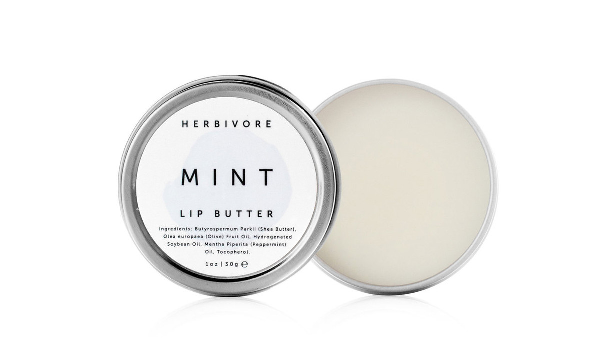 Mint Lip Butter
