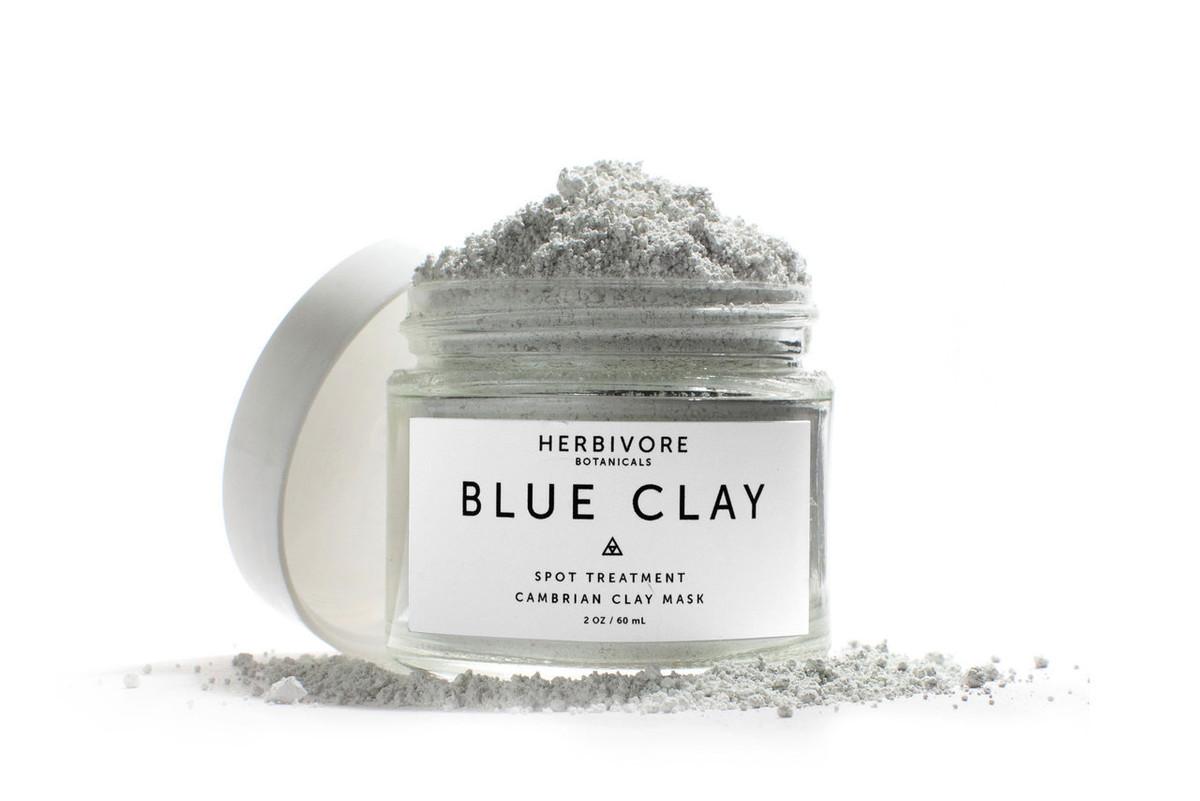 Blue Clay Spot Treatment Mask