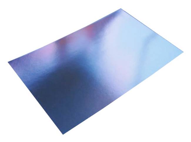 Mirror Card - Pale Blue (1 Sheet)