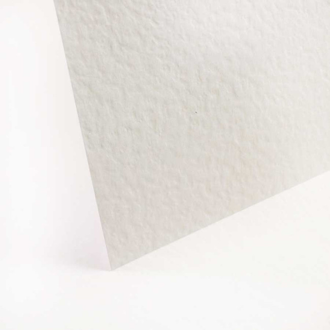 Hammered paper - White A4 100gsm