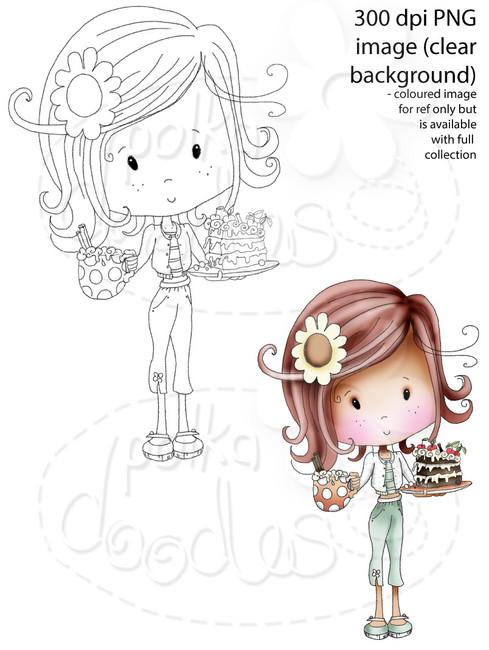 Winnie Sugar Sprinkles Springtime - Let's have cake and chocolate!