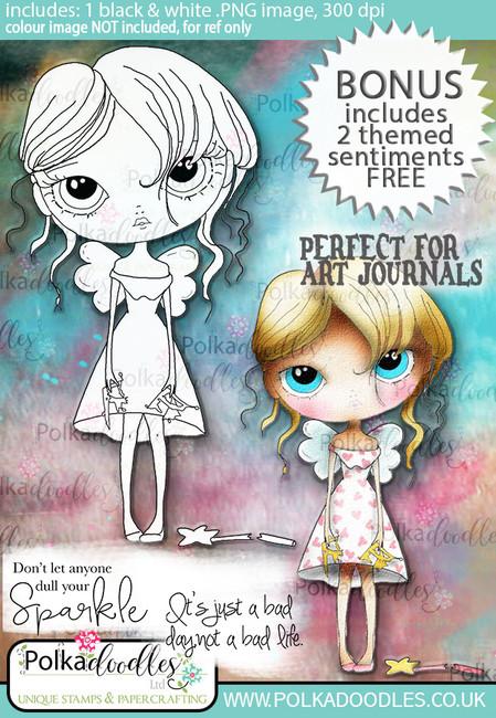 Ula Sparkle - Life Journal craft digi download