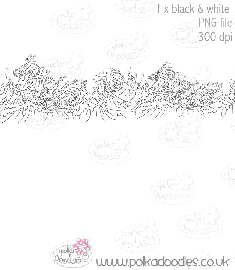 Arctic Seas - Octavia Frosted Winter - Digital CRAFT Download