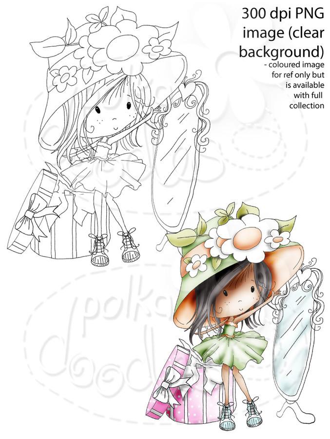 Winnie Sugar Sprinkles Springtime - New Bonnet