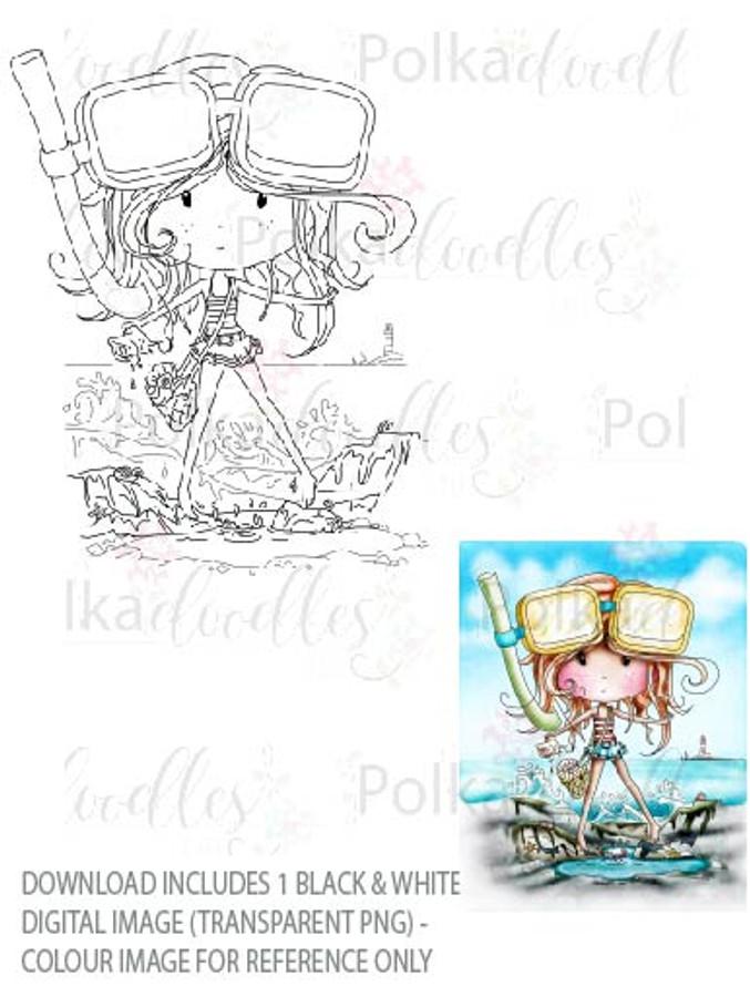 Winnie Starfish/Sandcastles - Snorkeling DOWNLOAD
