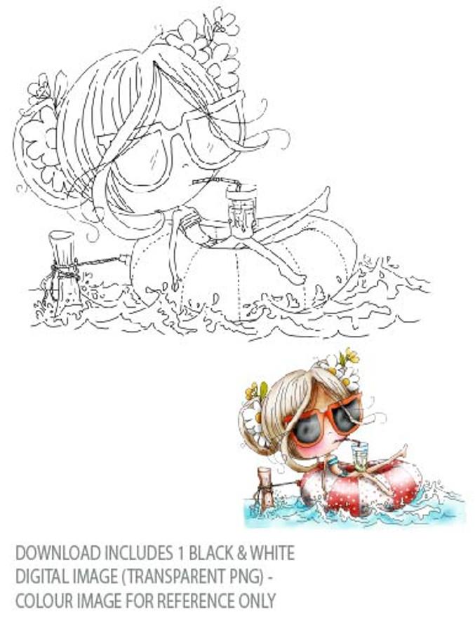 Winnie Starfish/Sandcastles - Float Away DOWNLOAD