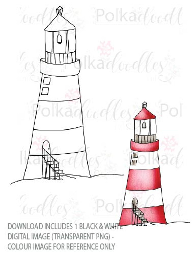 Winnie Starfish/Sandcastles - Lighthouse DOWNLOAD
