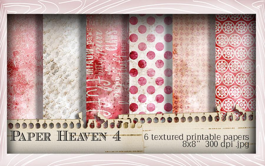 Paper Heaven 4 - Horace & Boo download printable bundle