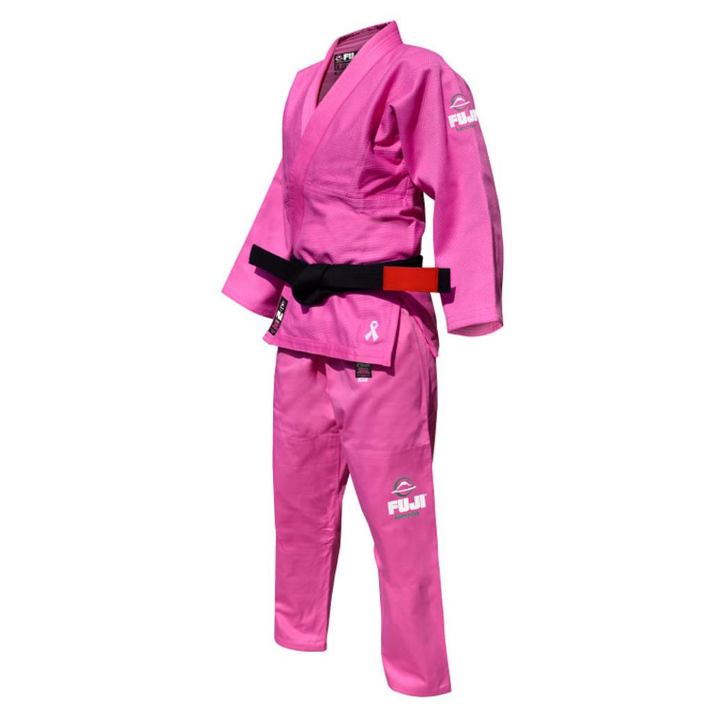 Fuji BJJ All Around Womens Gi - Pink