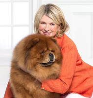 Martha Stewart's Furry Friends