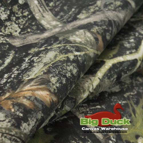 Camouflage Fabric 600 Denier True Timber New Conceal (Woodland Camo) Rolls