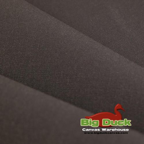 "10.10 OZ (60"") Waxed Army Duck Canvas - Slate (Gray)"
