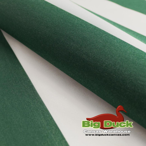 Marine Awning Outdoor Fabric Wholesale Green White Stripe SeaDuck
