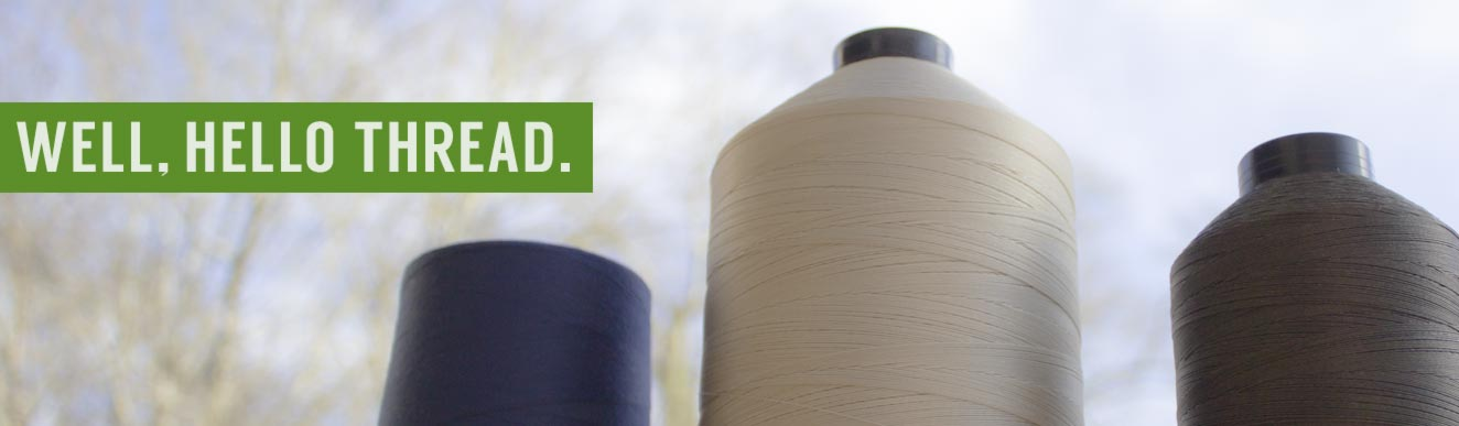 Buy sewing thread online at Big Duck Canvas wholesale