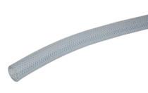 Regular Wall Clear PVC Braided Tubing