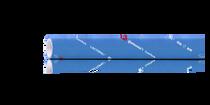 LACTOPAL® Blue Food Transfer Hose