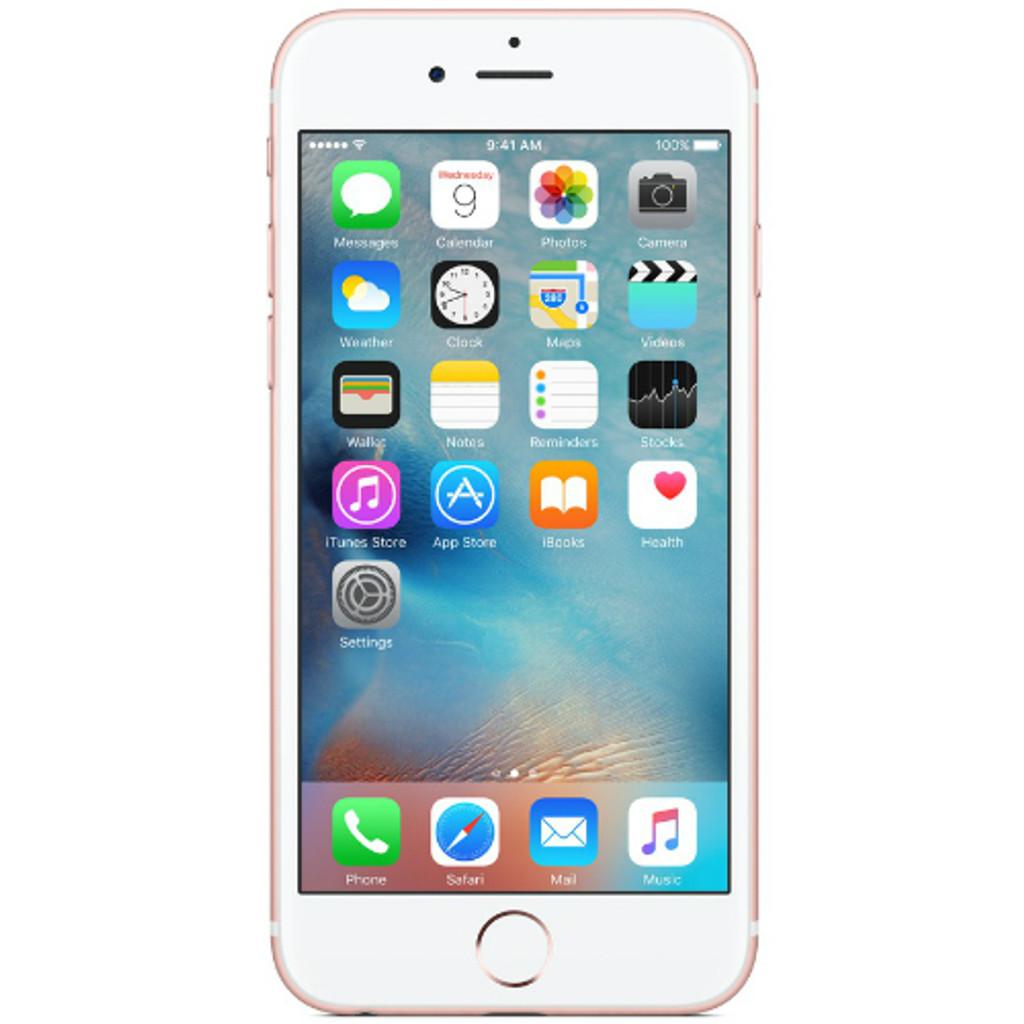 iPhone 6s 128 GB   Rose Gold