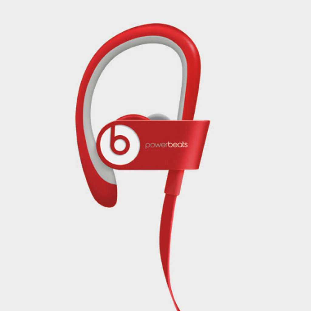 Beats PowerBeats2 Red | Right