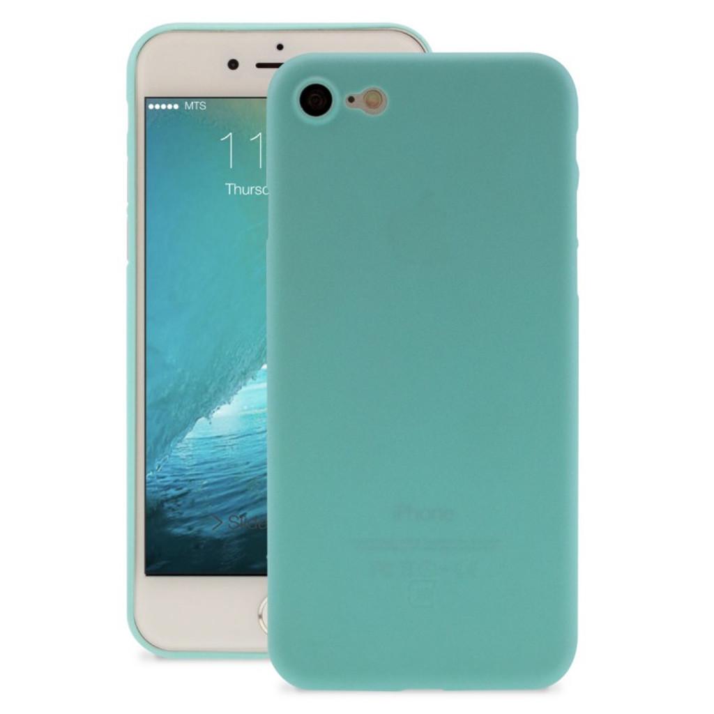 Caseco iPhone 7 Teal Slim Skin