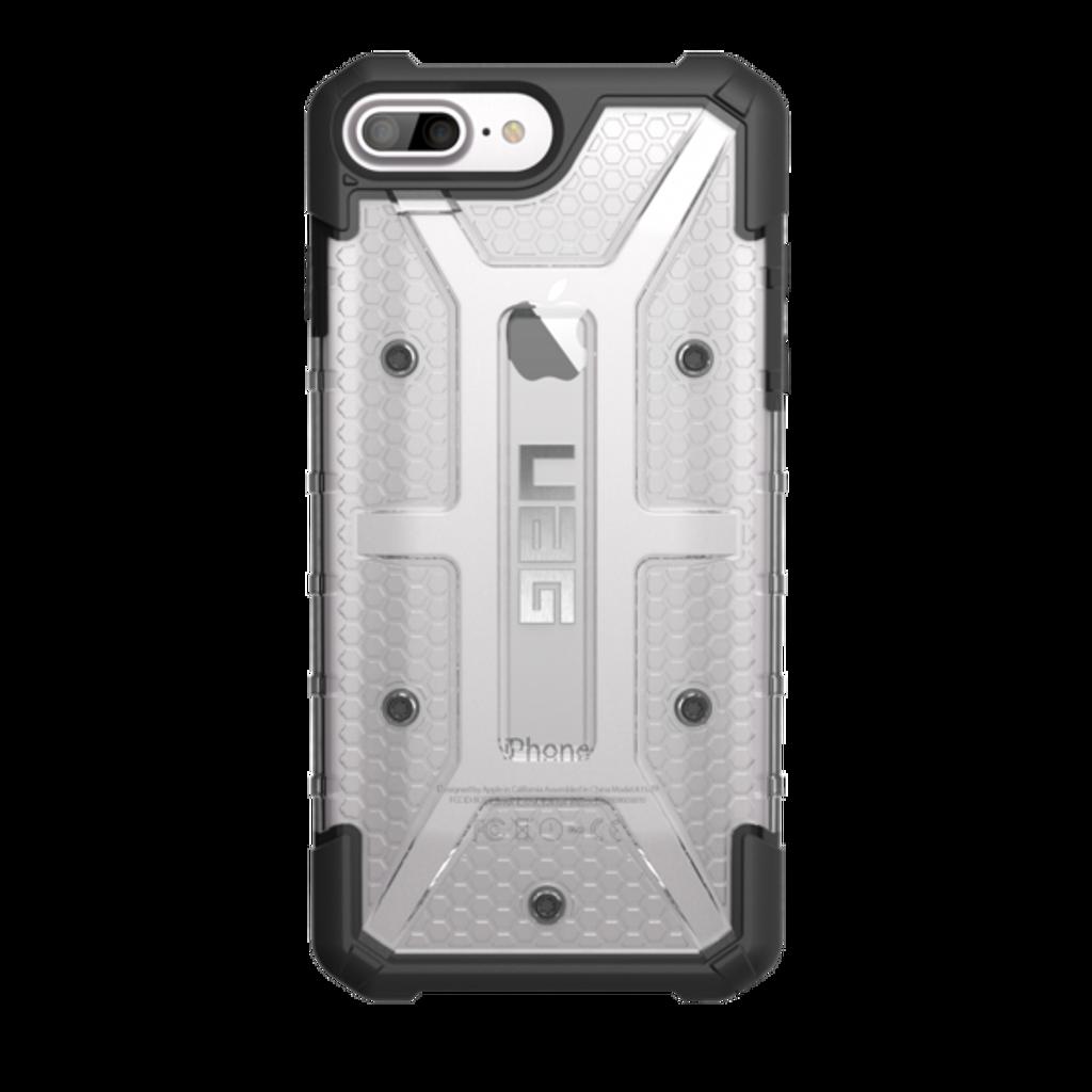 UAG Plasma iPhone 7 Plus Case - Ice | Back