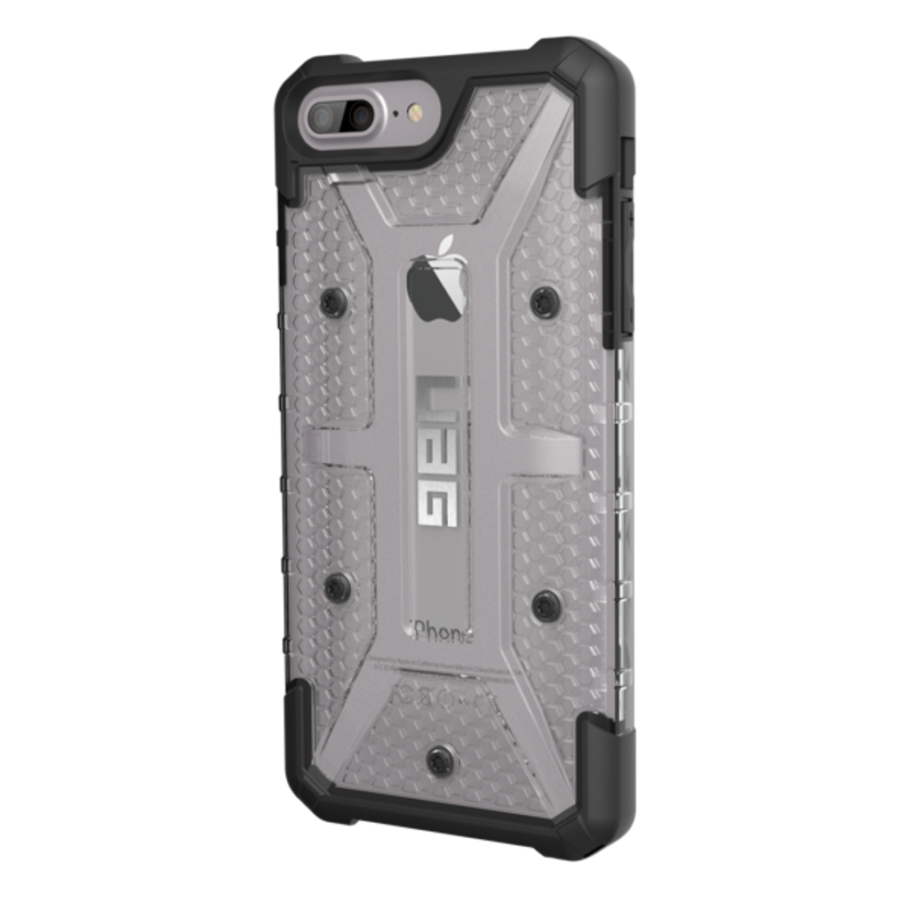 UAG Plasma iPhone 7 Plus Case - Ice | Left