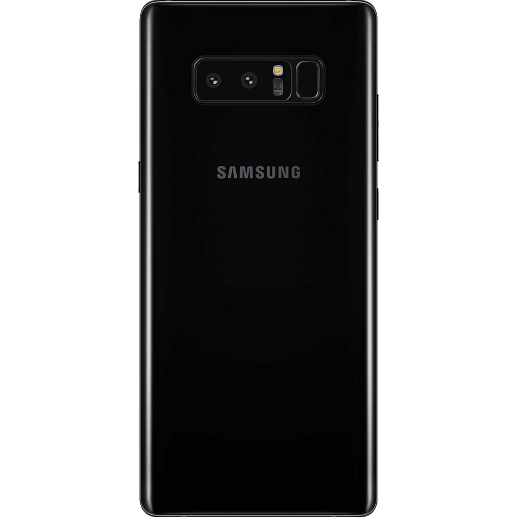 Samsung Galaxy Note8 | Midnight Black | Back