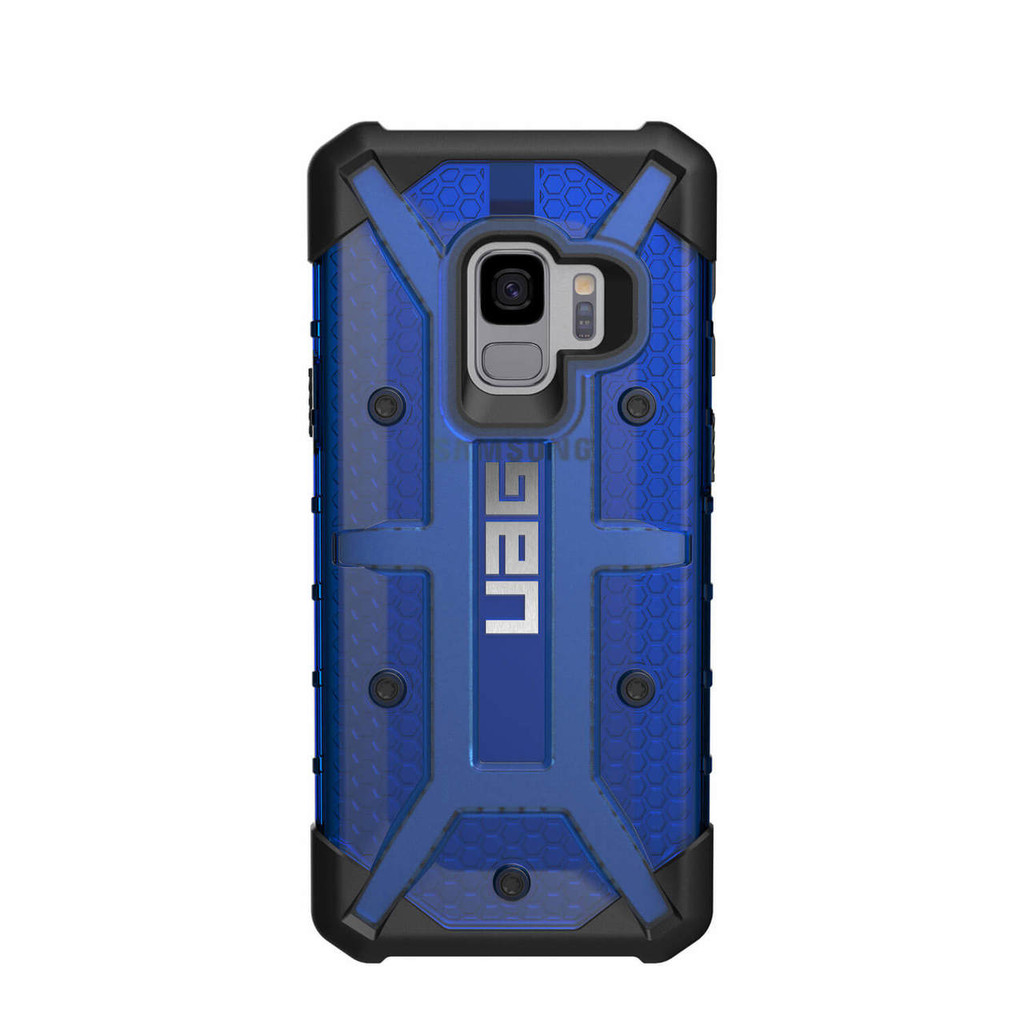 UAG Plasma Galaxy S9 Case | Cobalt | Rear