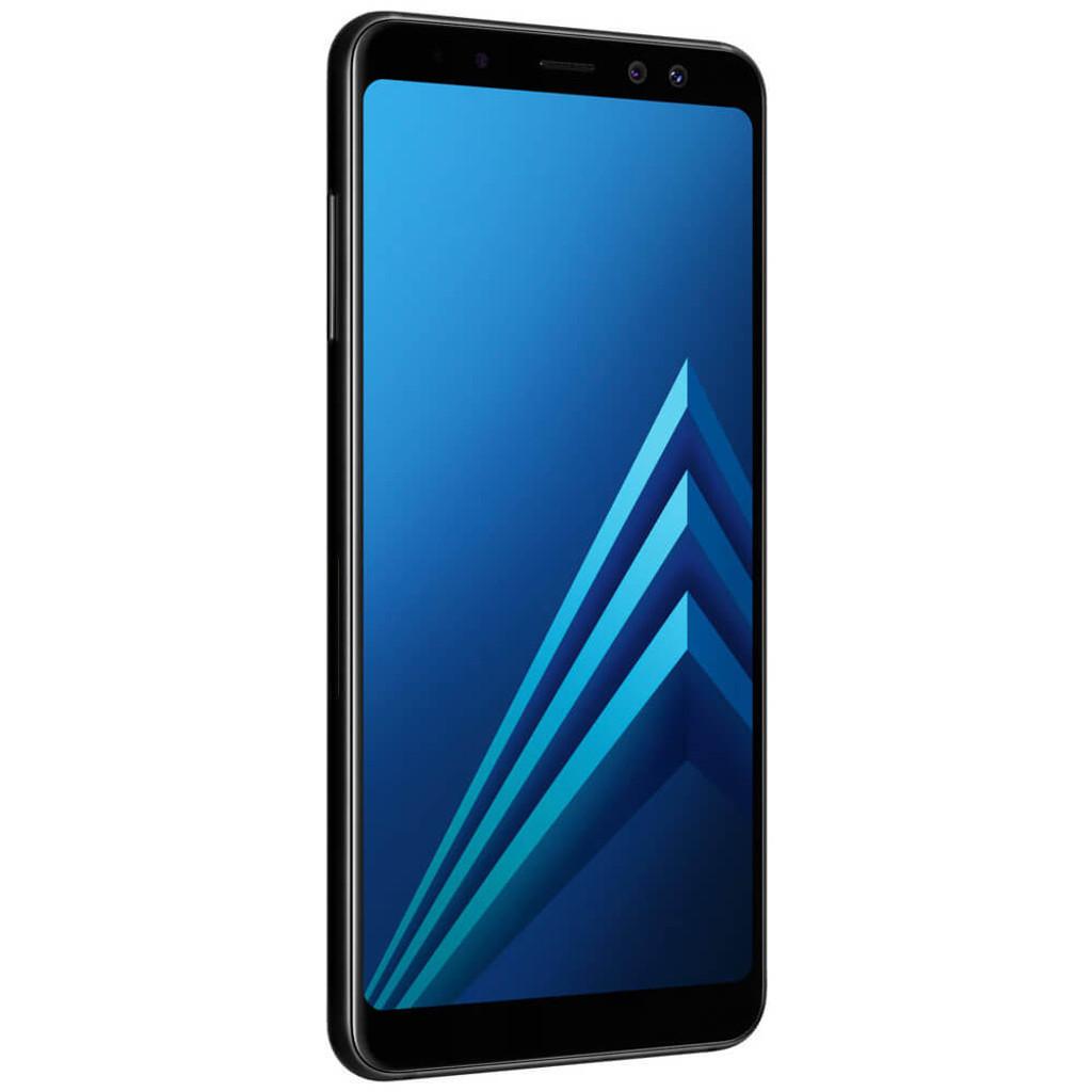 Samsung Galaxy A8   Left Side