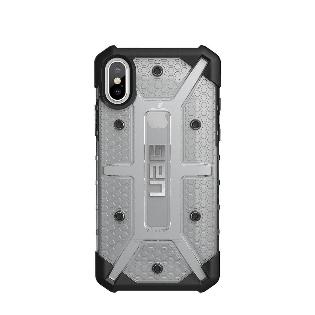 UAG Plasma iPhone X Case | Back