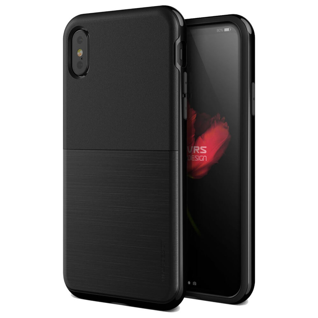 VRS Design High Pro Shield iPhone X | Dark Grey