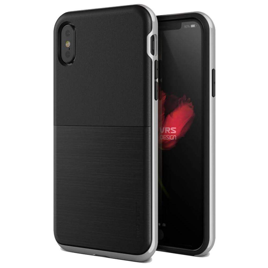 VRS Design High Pro Shield iPhone X   Satin Silver